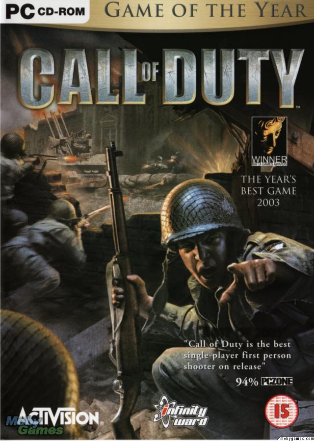 Call Of Duty 1  PC   Full   Espa  Ol    1 Link